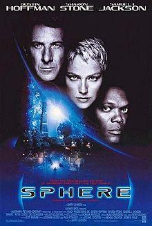 poster Film - Sfera (1998) - Sphere