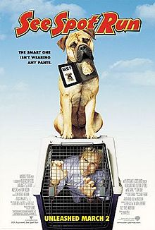 poster Film - Spot - See Spot Run (2001)
