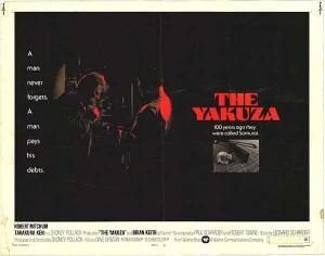 poster Film - The Yakuza (1974)