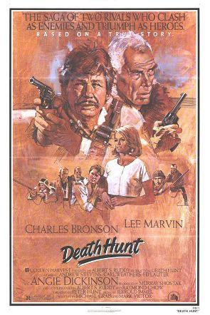 poster Film - Vanatoare salbatica (1981) - Death Hunt
