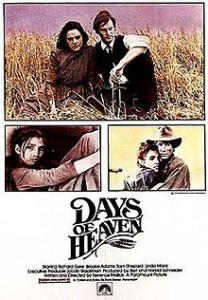 poster Film - Zile in paradis (1978) - Days Of Heaven
