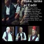 poster  teatru Take Ianke si Cadir (2001) - Victor Ion Popa