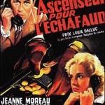 poster Film - Ascensor pentru esafod (1958) - Ascenseur pour l'echafaud