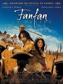 poster Film - Fanfan la Tulipe - Fanfan la Tulipe (2003)