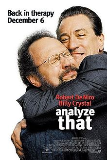 poster Film - Naşul stresat - Analyze That (2002)
