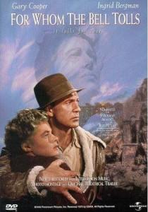 poster Film - Pentru cine bat clopotele (1943)