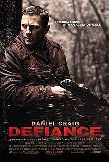 poster Film - Sfidarea - Defiance (2008)