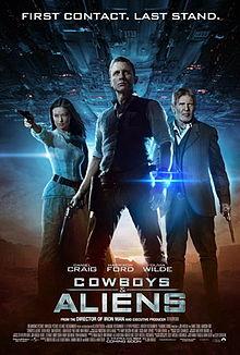 poster Film - Cowboys & Extratereştri (2011) - Cowboys & Aliens