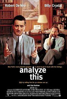 poster Film - Cu naşu' la psihiatru - Analyze This (1999)