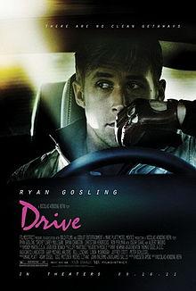 poster Film - Drive - Cursa (2011)
