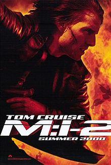 poster Film - Misiune Imposibila 2 - Mission Impossible II (2000)
