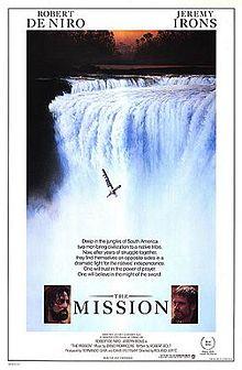 poster Film - Misiunea - The Mission (1986)