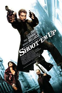 poster Film - Shoot'em Up - Lichidati-i! (2007)