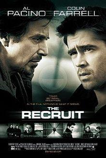 poster Film - The Recruit - Recrutul (2003)