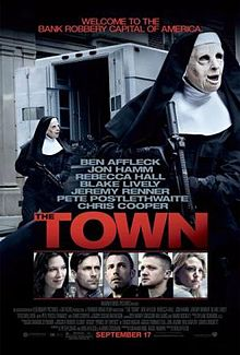 poster Film - The Town - Oraşul (2010)