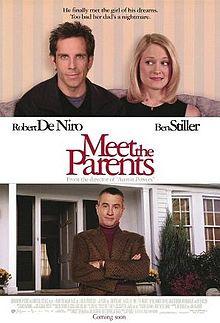 poster Film - Un socru de cosmar (2000) - Meet the Parents
