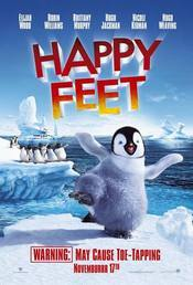 poster Desene animate - Happy Feet (2006) - Happy Feet - Mumble cel mai tare dansator