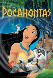 poster Desene animate - Pocahontas (1995)