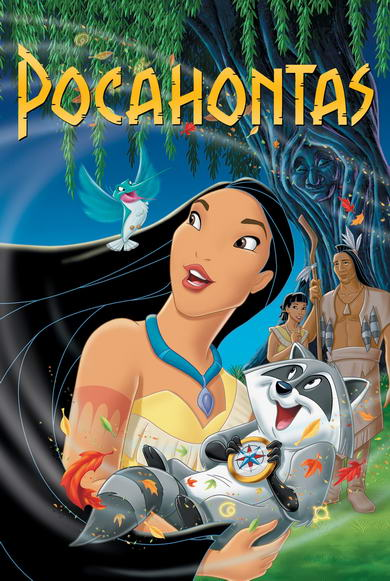 poster Pocahontas (1995)