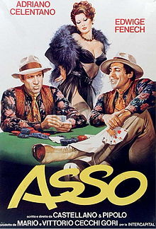 poster Film - Asso (1981) - Asso - vedeti film online