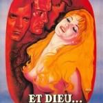 poster Film Et Dieu crea la femme (1957)