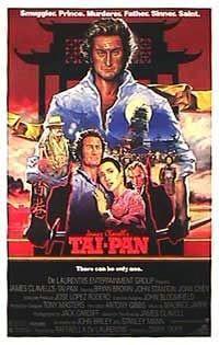 poster Film - Tai-Pan - Tai-Pan (1986)