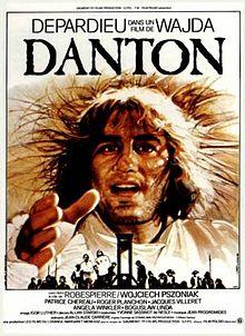 poster Film - Danton (1983)