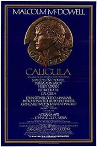 poster Film - Caligula (1979)
