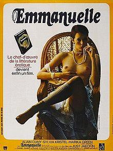 poster Film - Emmanuelle - Emmanuelle (1974)