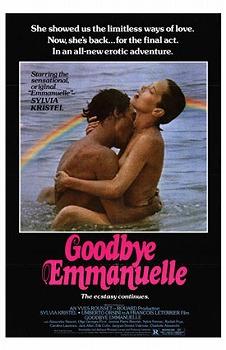 poster Film - Emmanuelle III - Goodbye Emmanuelle (1977)