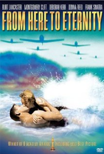poster Film - From Here to Eternity - De aici in eternitate (1953)