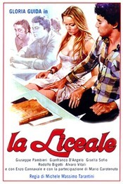poster Film - La Liceale (1975)