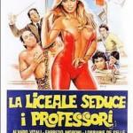 poster Film - La liceale seduce i professori (1979)