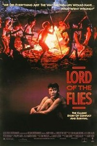 poster Film - Lord Of The Flies - Imparatul mustelor (1990)