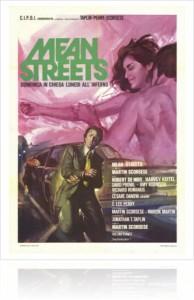 poster Film - Mean Streets - Crimele din Mica Italie (1973)