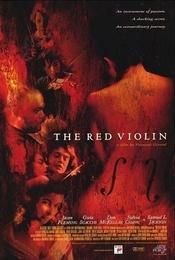 poster Film - The Red Violin - Le violon rouge - Vioara rosie (1998)