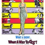 poster Film - What a Way to Go! - Moartea si impozitele (1964)