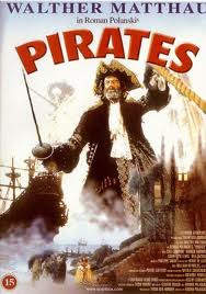 poster film Pirates (1986) Piratii
