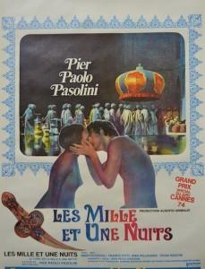 Poster Il fiore delle mille e una notte (1974)