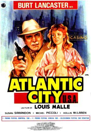 poster Film - Atlantic City - Atlantic City (1980)