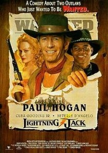 poster Film - Lightning Jack - Jack Fulgeratorul (1994)
