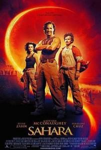 poster Film - Sahara - Sahara (2005)