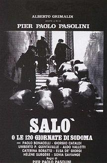 poster Film - Salo sau cele 120 de zile ale Sodomei - Salo o le 120 giornate di Sodoma (1975)