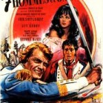 poster Film - Sapte baieti si o strengarita - Sept hommes et une garce (1967)
