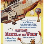 poster Film - Stapanul Lumii - Master of The World (1961)