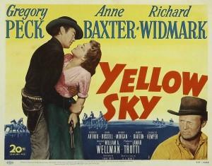 poster Yellow Sky (1948)
