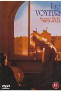poster Film - Barbatul care priveste - L' Uomo che guarda (1994)
