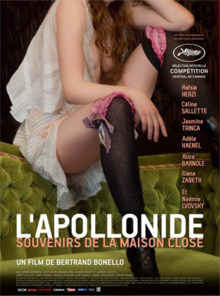 poster Film - Casa placerilor - L'Apollonide - House Of Tolerance (2011)