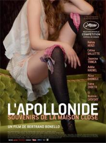 poster Film - Casa placerilor - L'Apollonide - House Of Tolerance (2011)