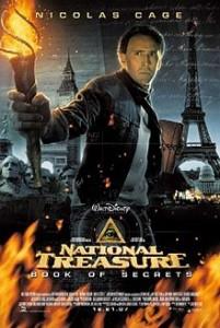 poster Film - Comoara Natională Cartea Secretelor - National Treasure Book of Secrets (2007)